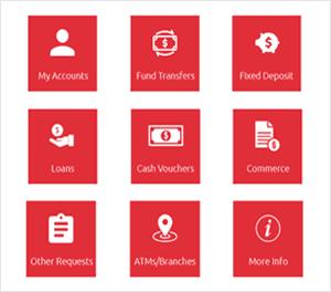 Digital banking solution