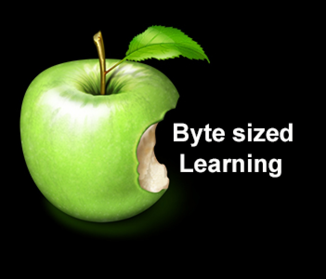 Byte sized Learning